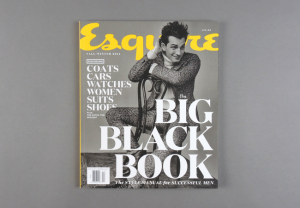 The Esquire Big Black Book. Fall 2014