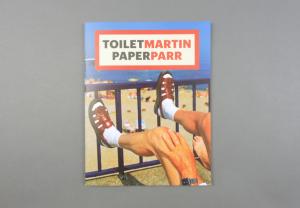Toiletpaper. Martin Parr