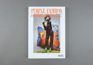 Purple Fashion Magazine # 26