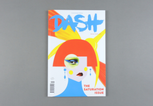 Dash. Illustrating Fashion # 07