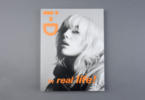 i-D # 364. The In Real Life! Issue