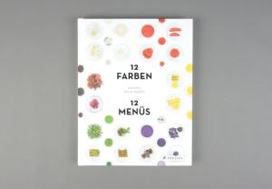 12 Farben 12 Menüs
