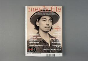 Men's File # 10 / Clutch # 29
