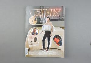 Tank. Tomorrow´s world