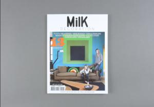 Milk Decoration # 13