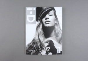 i-D # 335 The Game-changing Issue