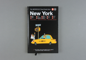 The Monocle Travel Guide series. New York