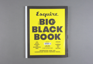 The Esquire Big Black Book # 05