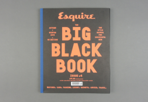 The Esquire Big Black Book # 04