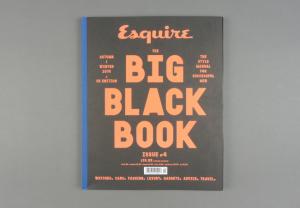 The Esquire Big Black Book # 04