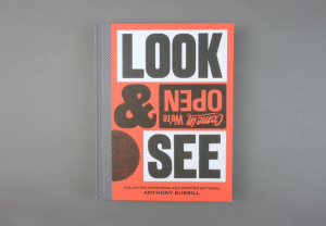 Look & See. Anthony Burrill