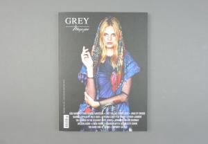 Grey # 11