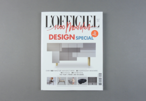 L'Officiel 1000 Models Design # 12