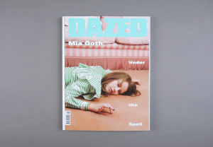 Dazed & Confused. Vol 4 Autumn Winter 2015