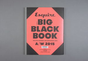 The Esquire Big Black Book # 06