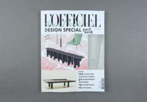 L'Officiel 1000 Models Design # 15