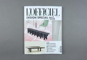 L'Officiel 1000 Models Design # 15