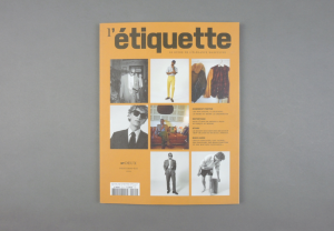 l'etiquette # 02