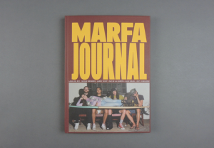 Marfa Journal # 4