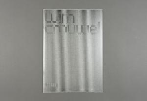 Wim Crouwel. Posters 1958-1971