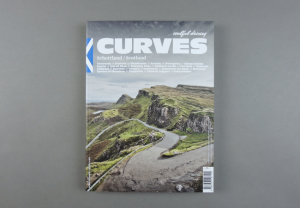 Curves. Scotland