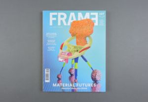 Frame. The Great Indoors # 107
