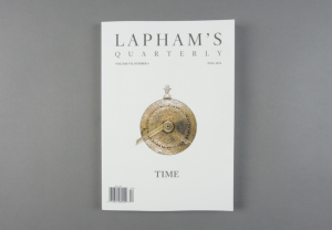 Lapham's Quarterly. Time
