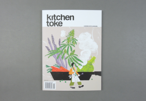 Kitchen Toke Vol. 02 # 01
