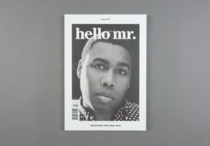 Hello Mr. # 04