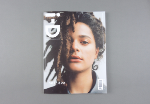 i-D # 346 The Big Issue