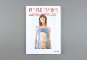 Purple Fashion Magazine # 27