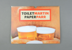 Toilet Paper - Martin Parr. Calendar 2019