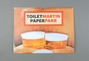 Toilet Paper - Martin Parr. Calendar 2019