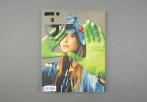 i-D # 359 The Icons and Idols Issue
