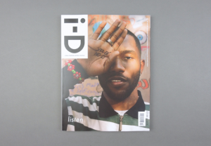 i-D # 350. The Sounding Off Issue