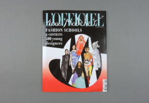 L'Officiel 1000 Modeles Fashion Schools & Contests # 01