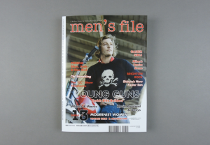 Men's File # 13 / Clutch # 47