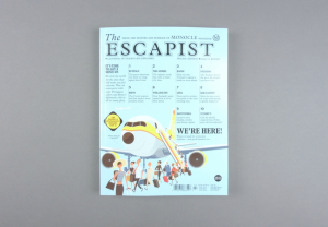 The Escapist # 04