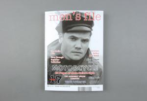 Men's File # 17 / Clutch # 59