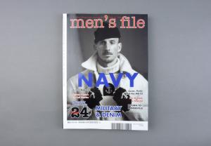 Men's File # 24 / Clutch # 80