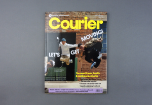 Courier # 42