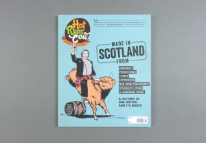 Hot Rum Cow # 08