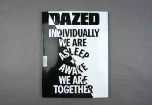 Dazed & Confused Vol. 5 Autumn 2020