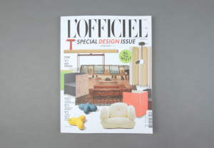 L'Officiel Special Design Issue # 16