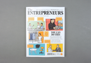 The Entrepreneurs # 01