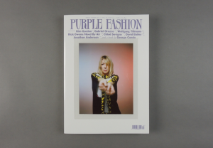 Purple Fashion Magazine # 23
