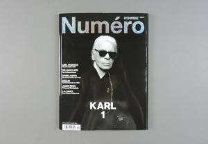 Numéro Homme Berlin # 01