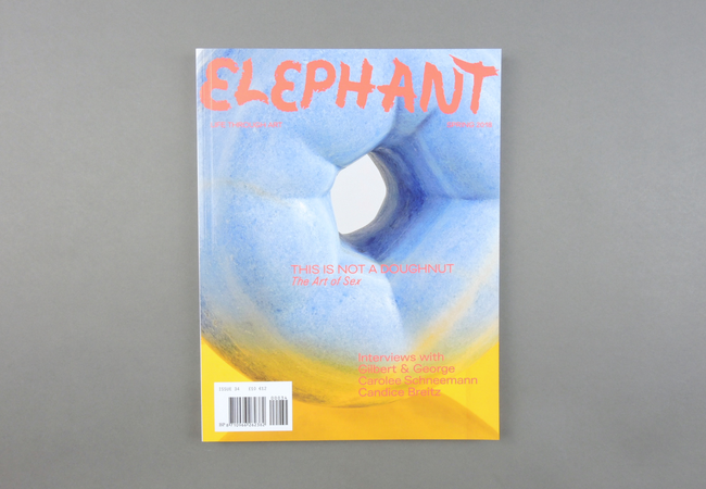 Elephant # 34