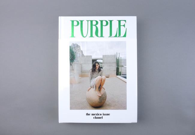 Purple # 36. Mexico
