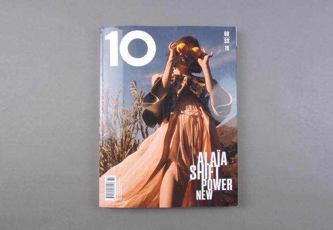 10 Magazine # 60